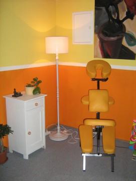 Fußreflexzonenbehandlung, Zentrifugalmassage, Klosterbürstenmassage